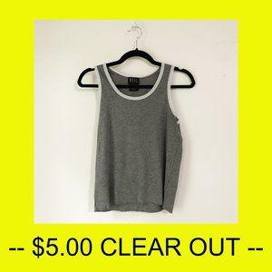 R.E.A.L. sleeveless t-shirt